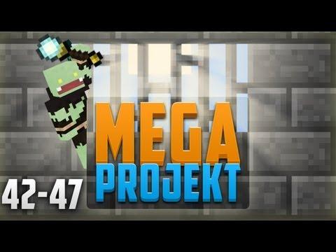 GEFÄNGNIS! + DIE BESTEN WERKZEUGE + SERVER INFOS! - Minecraft: MEGA PROJEKT #42 - 47