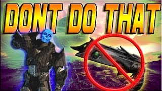 Destiny - WHAT HAPPENS WHEN JMP DIES BY THORN?