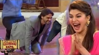 Comedy Nights With Kapil Sharma Show 2016 With Jacqueline Fernandez Doing Bad HD