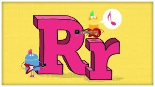 """ABC Song: The Letter R, """"Are You Ready For R"""" by StoryBots 