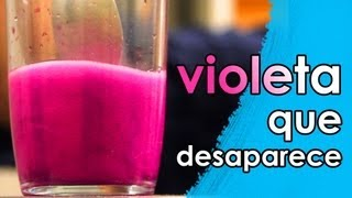 Video O violeta que desaparece (experiência de Química) download MP3, 3GP, MP4, WEBM, AVI, FLV Agustus 2018