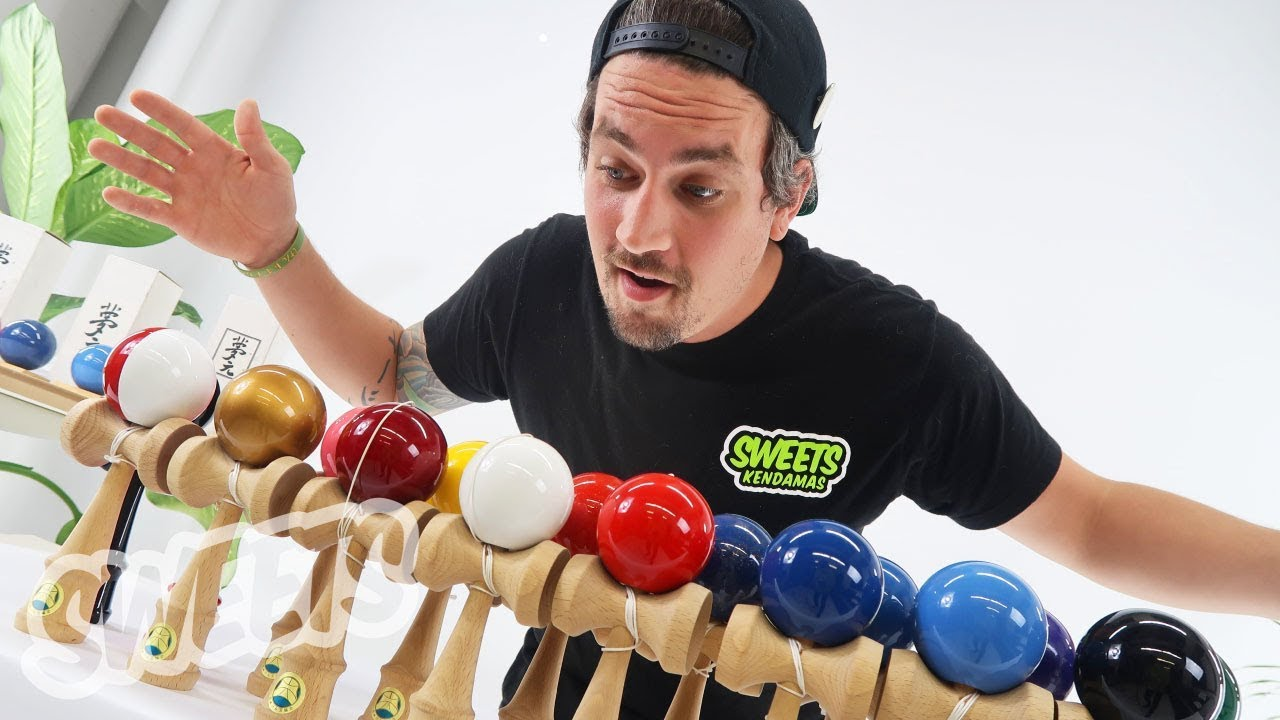 The Most Rareexpensive Kendamas In The World Youtube