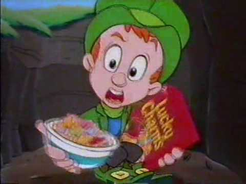 1995 General Mills Lucky Charms Commercial