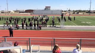 mighty marching maroon
