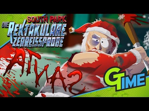 Der Weihnachtsmann - Lets Play South Park The Fractured But Whole #29 Gameplay German | Gamerstime