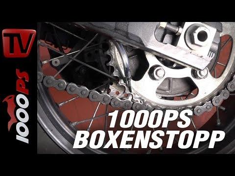 1000PS Boxenstopp - automatischer Kettenöler von CLS