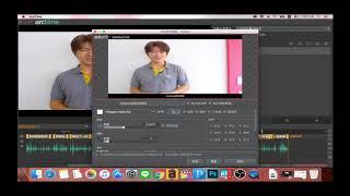 把你的影片快速的上字幕教學 使用軟體『ARCTIME』
