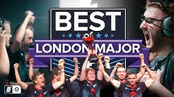 Best of the FACEIT London Major — VAC-Worthy Plays, Aces, Clutches and More (CS:GO)