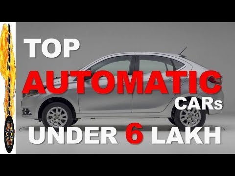 Automatic Cars In India Under 6 Lakhs Best Affordable Amt Car In