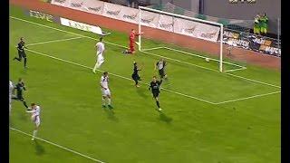 Зоря - Чорноморець - 1:1. Відео голу Форстера