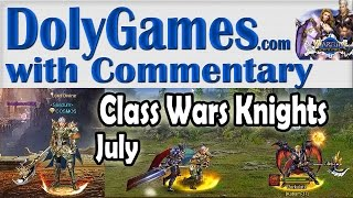 ➜ Wartune Gameplay CLASS WARS Preliminary Round KNIGHTS (24 July)