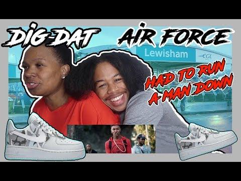 DigDat - Air Force [Music Video] (MUM REACTS) (LEWISHAM)