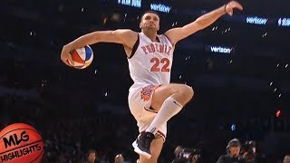 Download 2018 Verizon Slam Dunk Contest - First Round / Feb 17 / 2018 NBA All-Star Weekend Mp3 and Videos