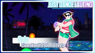 Just Dance 2019 Solo By Clean Bandit Ft Demi Lovato  Fanmade