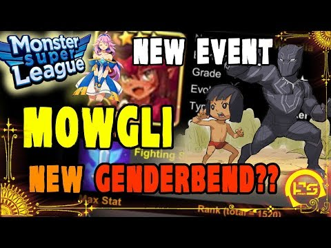 Monster Super League UPDATE!! NEW DATAMINED MONSTERS!! AND SNEAK PEAK AT NEXT MONTH'S EVENTS!! ♕
