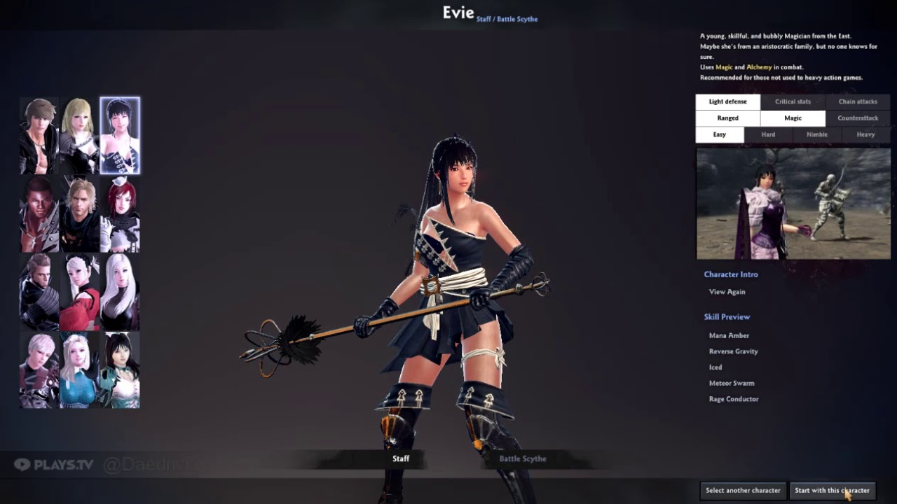 vindictus east or west