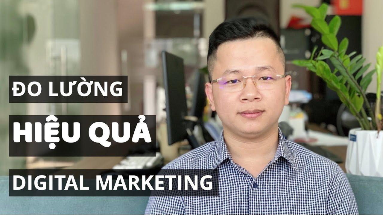 KPIs đo lường hiệu quả truyền thông Marketing   Marketing   Thầy Giáo Mưa