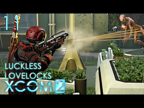 XCOM 2 - Part 11 - Gravely Wounded - Let's Play