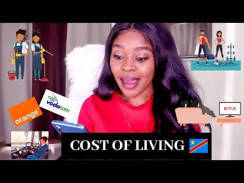 How much it might cost you| Cost of living in Congo DRC | JessiLove| African Youtuber