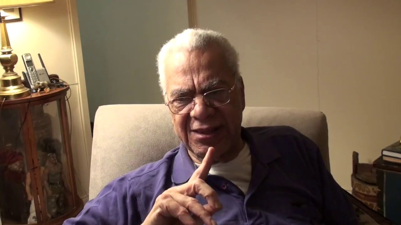 earle hyman young