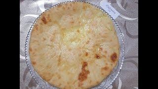 Осетинские пироги с картошкой и сыром: рецепт от Foodman.club