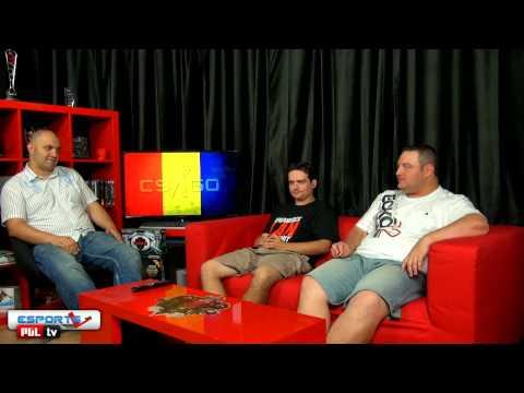 ESPORTS LIVE - 29 iulie 2013 - EC2013 si CS:GO