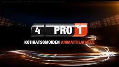 Nelonen Sport Pro 1 (Finland) - Continuity & Ident - 2011