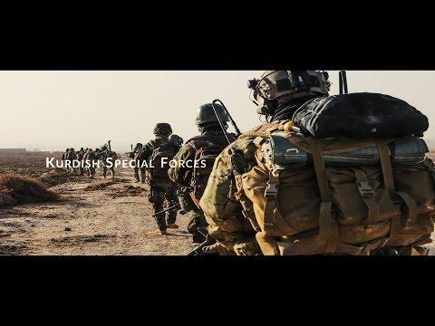 Kurdish Special Forces