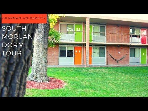 SOUTH MORLAN DORM TOUR- Chapman University (Jessing It Up®)