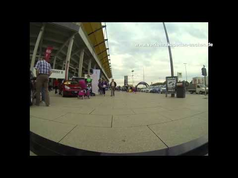 Verkehrskadetten Aachen +++ Aachener Automobil Ausstellung 2013 +++