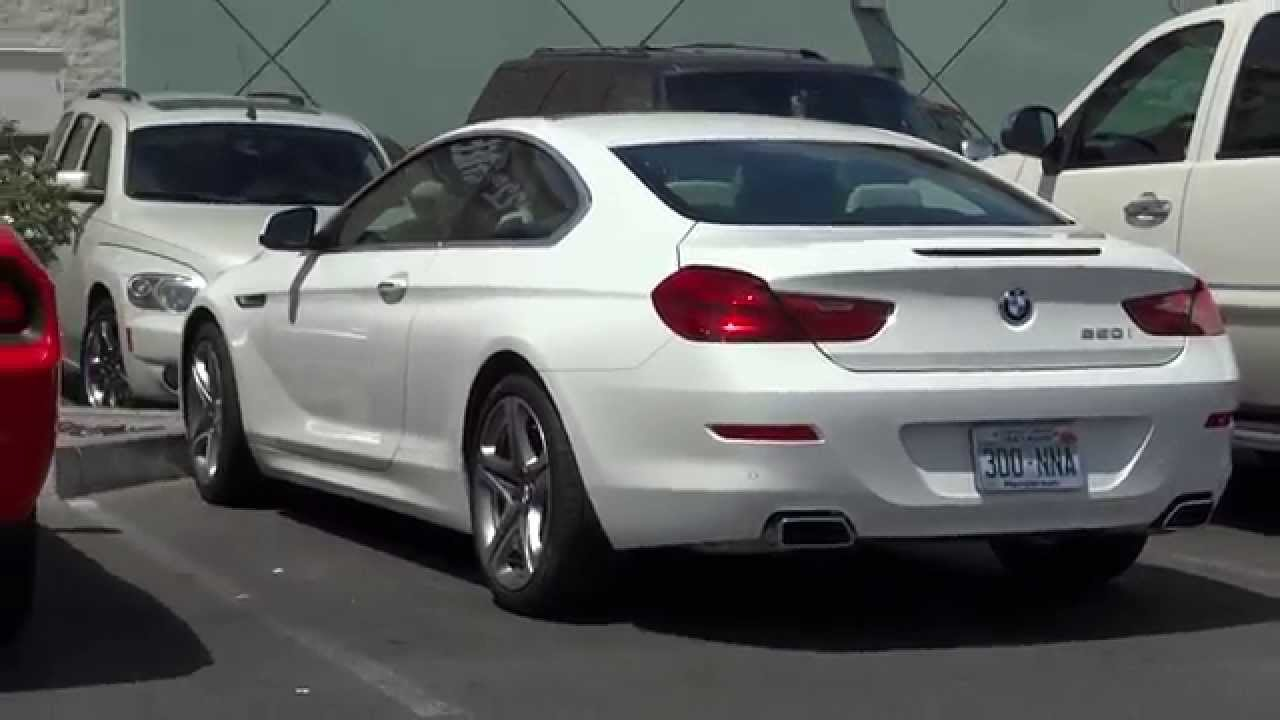 2012 bmw 650i 4 4l twin turbo walkaround youtube. Black Bedroom Furniture Sets. Home Design Ideas