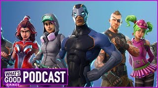 Fortnite is EVERYWHERE w/ Greg Miller - What's Good Games (Ep. 59)