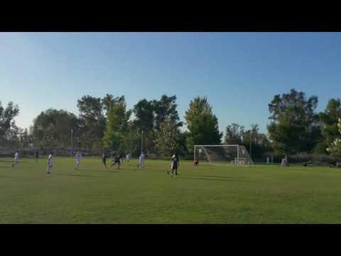 Luke Pruter Goalkeeper Highlights Coast Soccer League Premier 2001's 2016 17 s