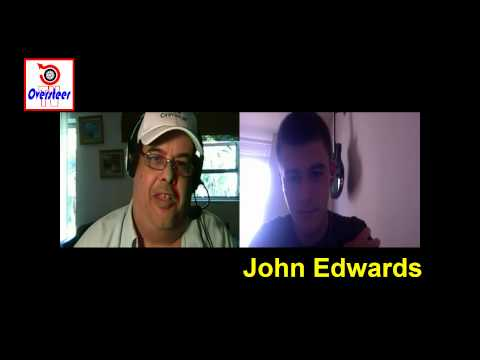 OversteerTV interview with John Edwards