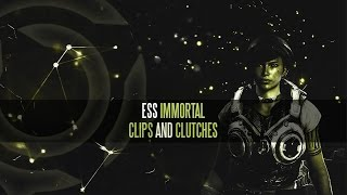 Ess Immortal - Gears Of War 4 Clutches & Clips Episode #1