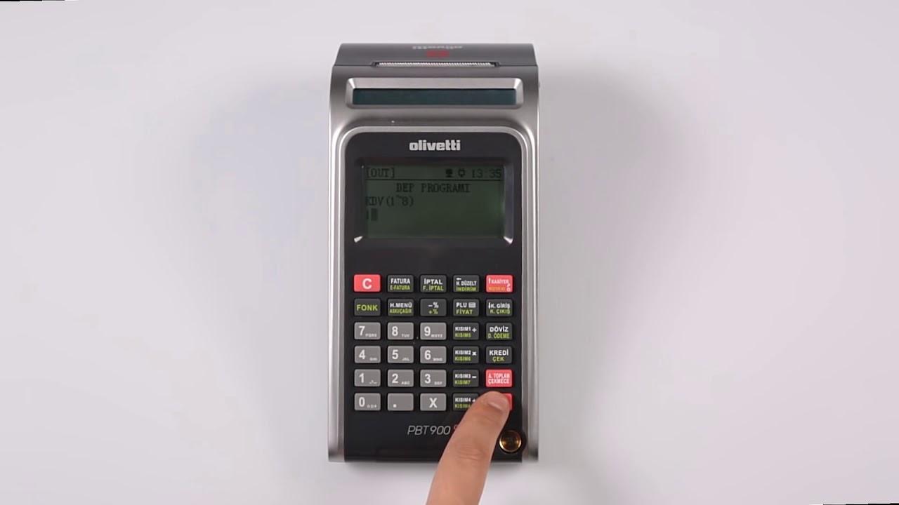 Profilo S900 ECR Eft YazarkasaPos İnceleme