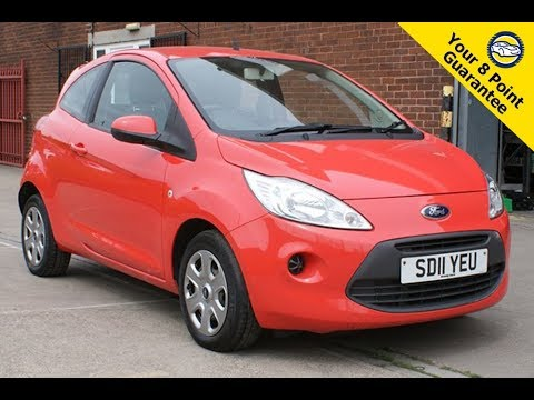 Ford Ka For Sale Mansfield Nottingham Chesterfield Derby