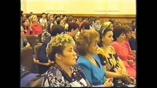 Выпуск 1999 г. ср.шк.№2 , с. Чобручи  часть 2