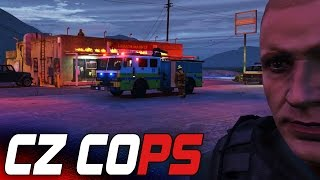 Code Zero Cops #38 - Obstructive Recording! (My Run)