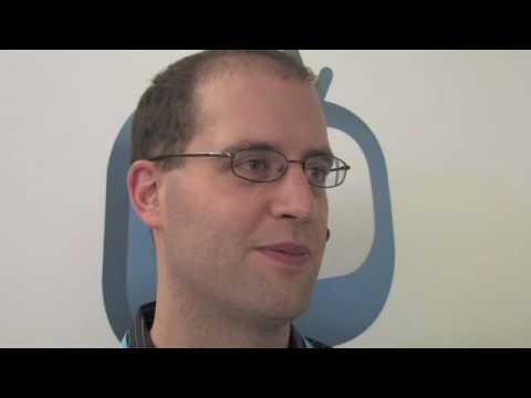 Mike Kirkup, Direct of Developer Relations for RIM, Talks BlackBerry