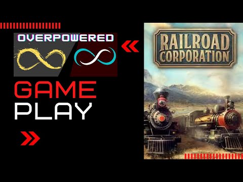 Railroad Corporation Gameplay| Full HD 1080p |