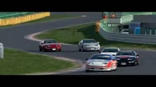 Gambar cover Nostalgic Nissans battle nonstop! GTS Online Race
