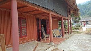 ลุยเวียดนาม(Vietnam) EP87:ออกเดินทางไปจังหวัดเกาบัง(Cao Bằng)  ชมเฮือนโบราณคนไต