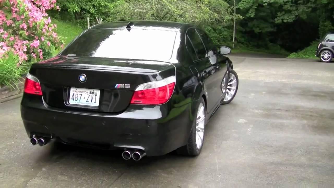 2006 BMW M5 - YouTube