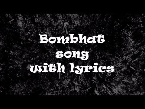 Mix - Bombhaat Full Song {lyrics} | Lie | Nithiin , Megha Akash | Mani Sharma