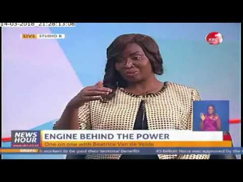 Engine Behind the Power - Beatrice Van de Velde