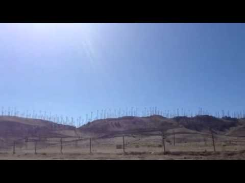2nd largest set of windmills in USA