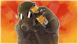 TOXIC Moments in Rainbow Six Siege