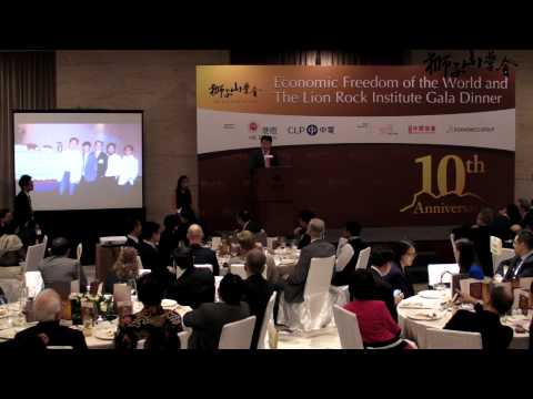 Lion Rock Institute 10 Year Anniversary