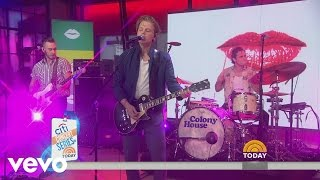 Gambar cover Colony House - You Know It (Live On the Today Show)